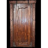 Двери Крестьянка