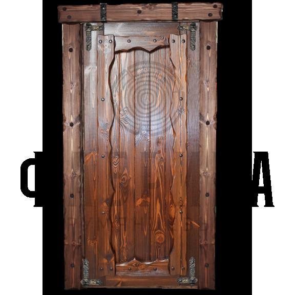 Дверь Крестьянка-1