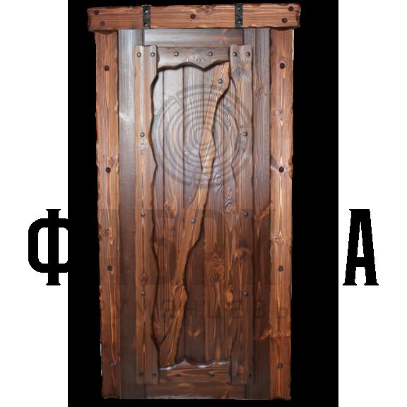 Дверь Крестьянка-2