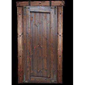 Дверь Медведь-1