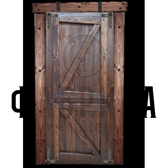 Дверь Медведь-5