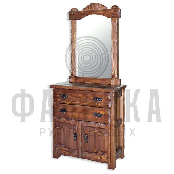 Комод Барин 1 с зеркалом