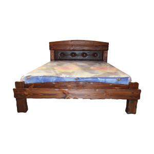 Кровать Барин 2 с мягкой спинкой