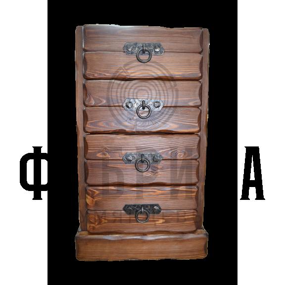 Ящик напольный Государь, Медведь, Барин, Элегия (4 ящика)