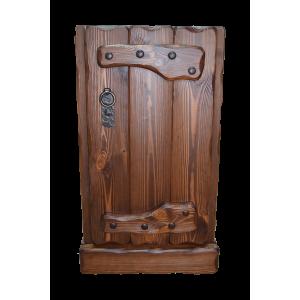 Ящик напольный Государь, Медведь, Барин, Элегия (1 дверь)