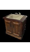 Ящик напольный под мойку Государь, Медведь, Барин, Элегия (2 двери)