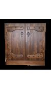 Ящик напольный под мойку Русич (2 двери)