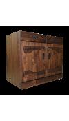 Ящик напольный Русич (2 ящика, 2 двери)