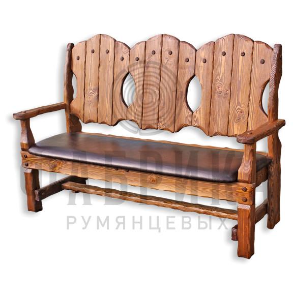 Скамья - кресло Добряк