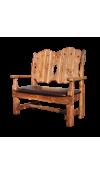 Скамья - кресло Добряк (кожа)