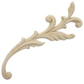 Орнаменты из древесной пасты