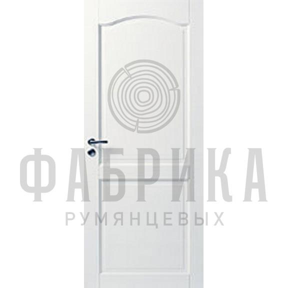 Филёнчатая, массив сосны, белая Модель ARKI MASS HK