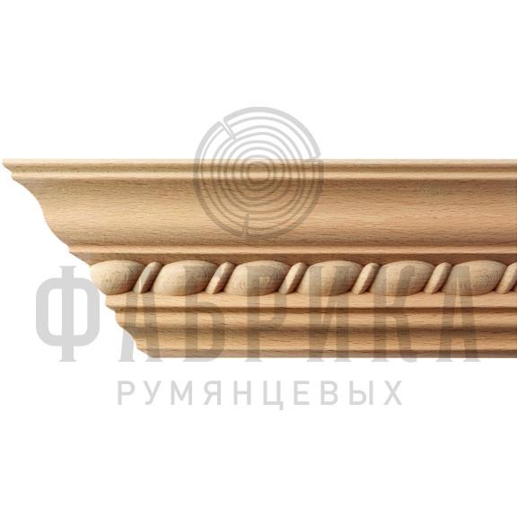 Карниз 21/MD/90  сечение 69*69 мм