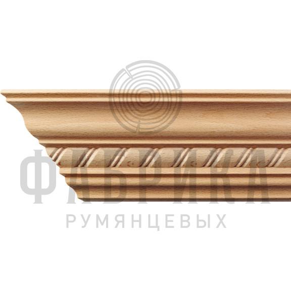 Карниз 23/MD/90  сечение 69*69 мм