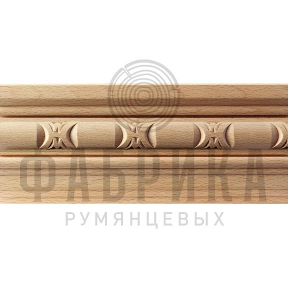 Карниз 3314/MD/78 сечение 78*22 мм