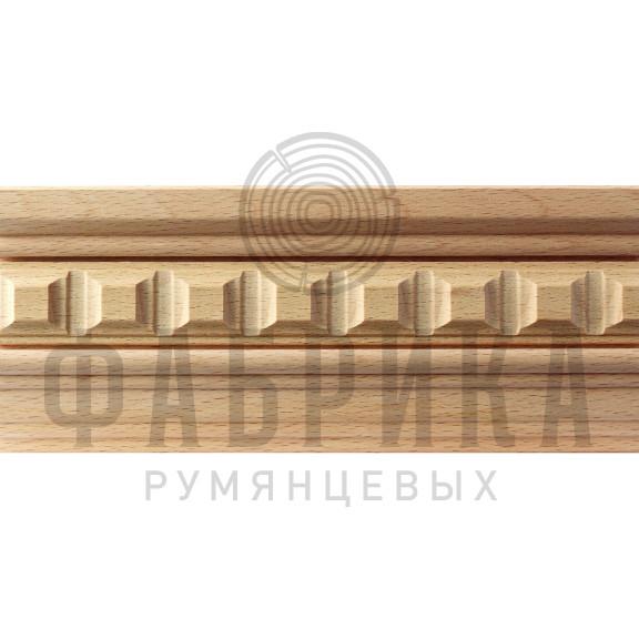 Карниз 4004/MD/78 сечение 78*22 мм