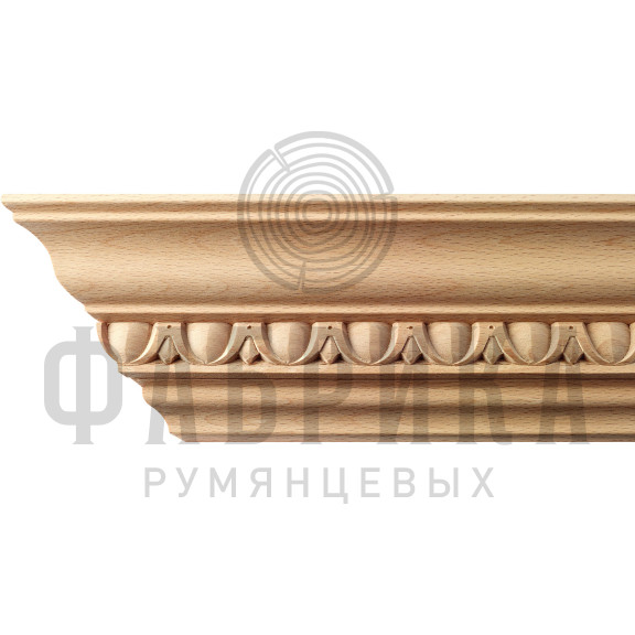 Карниз 5002/MD/90  сечение 69*69 мм