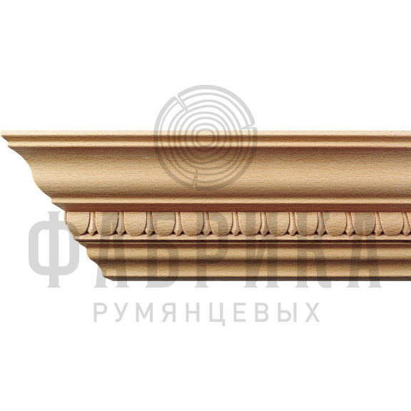 Карниз 5007/MD/90  сечение 69*69 мм
