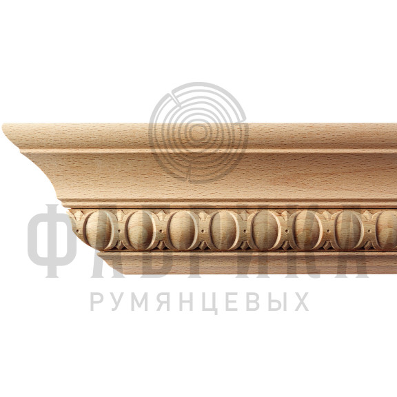 Карниз 5010/MD/95 сечение 63*73 мм
