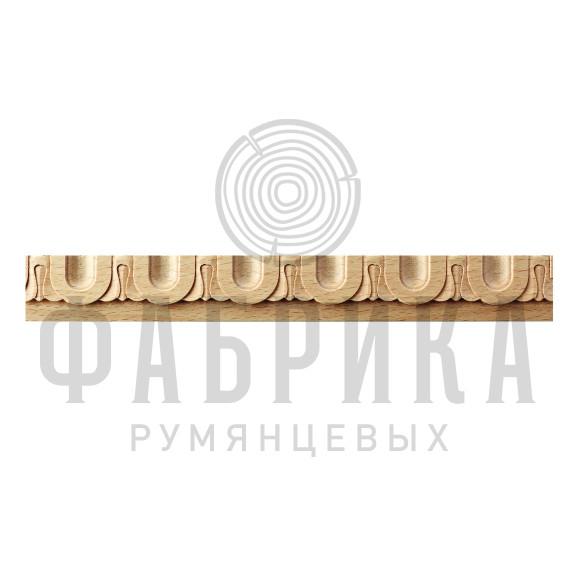 Резные молдинги артикул 1038/MD