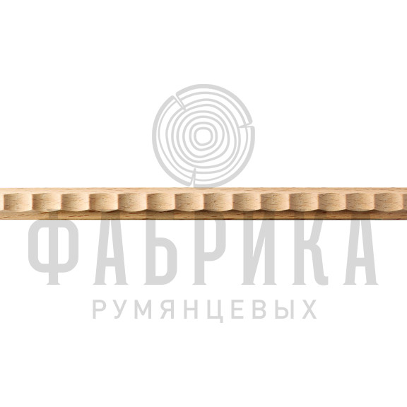 Молдинги рифлёные артикул 4003