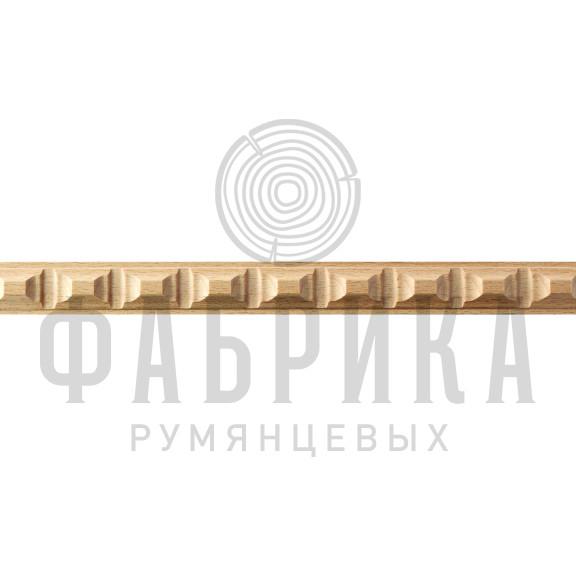 Молдинги рифлёные артикул 4004 узкие