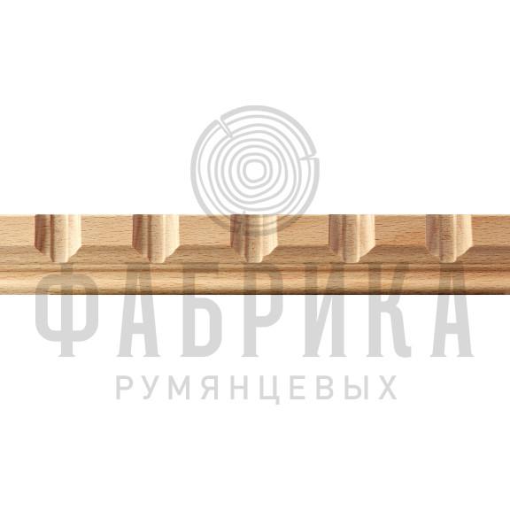 Молдинги рифлёные артикул 4004/MD